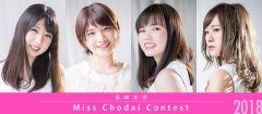 Miss Chodai Contest 2018を公開しました。
